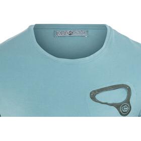 E9 Big Ball - T-shirt manches courtes Homme - bleu